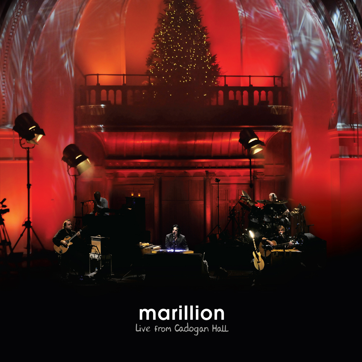LIVE FROM CADOGAN HALL 2CD LIVE ALBUM