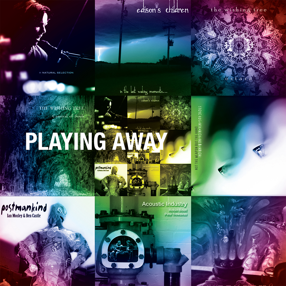 PLAYING AWAY COMPILATION SAMPLER