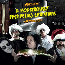 MONSTROUSLY FESTIVAL XMAS XMAS 2015 FAN CLUB CD