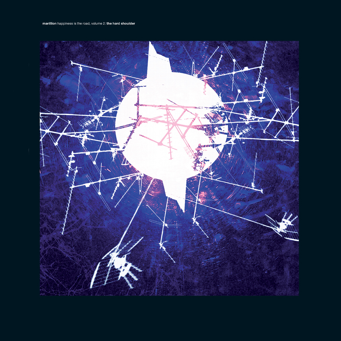 HAPPINESS IS THE ROAD VOL 2 HARD SHOULDER VINYL