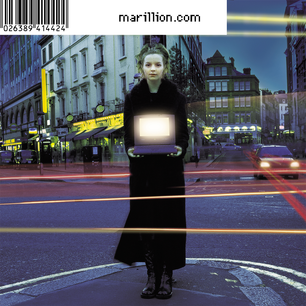 MARILLION.COM 1CD DIGIPACK VERSION