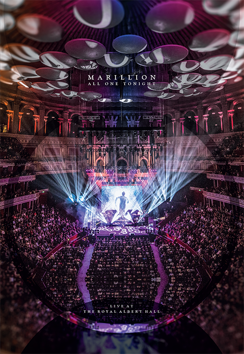 All One Tonight - Live At The Royal Albert Hall DVD