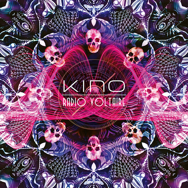 KINO - RADIO VOLTAIRE 1CD DIGIPACK