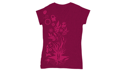 LOGO T-SHIRT LADIES TSHIRT