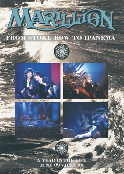 STOKE ROW TO IPANEMA 2DVD DOCUMENTRY (PAL)
