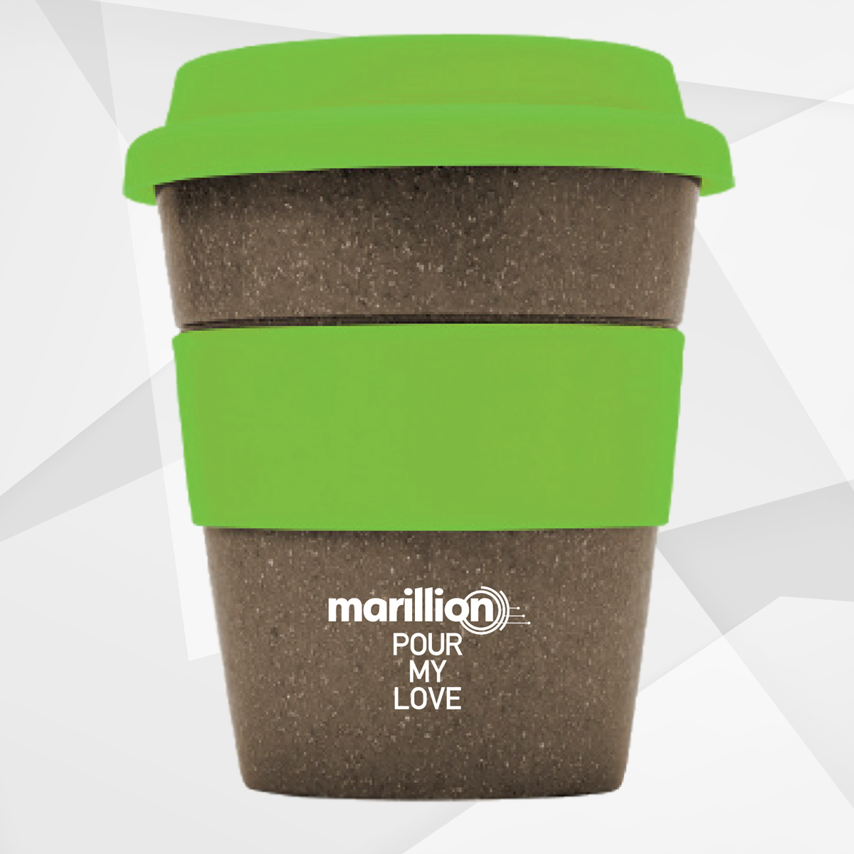 MARILLION BAMBOO COFFEE CUP