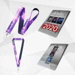 COUCH CONVENTION 2020 LAMINATE & LANYARD SET