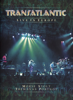 LIVE IN EUROPE 2 DISC DVD (PAL)