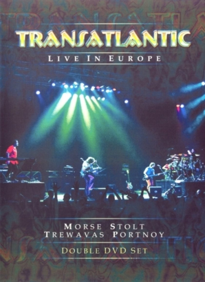 LIVE IN EUROPE Transatlantic DVD