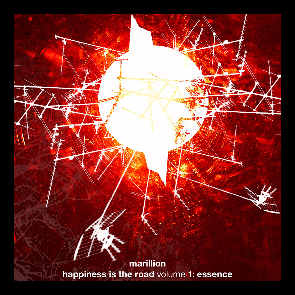 Happiness Is The Road Vol.1, Essence 1 CD