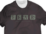 FEAR Logo (London-Paris-New York) T-Shirt T-Shirt (Medium)