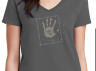 FEAR Hand T-Shirt Ladies T-Shirt