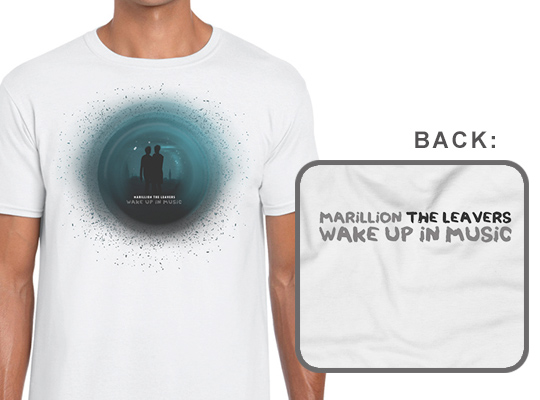 THE LEAVERS ALBUM T-SHIRT